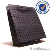 Kraft paper bag, gift paper bag, shopping bag(ORDER 100000 PCS)