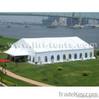 500 people wedding tent