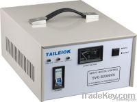 SVC-500va to 10kVA AC Universal Automatic Voltage Stabilizer Regulator