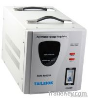 Digital Display Relay Type Fully Automatic Voltage Regulator