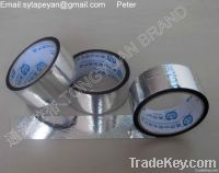 metallized wrapping tape for the ducts of solar water heater