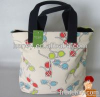 New Arrival Korean Style High Quality Canvas Tote For Girl
