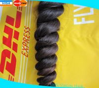 Top Quality Virgin Remy Human Hair Loose Wave 100% Human Hair  Extensions Quality Guaranteed