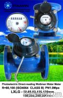 R80 Photoelectric Direct-reading Woltmann Dry Water Meter