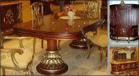 Classic Dining Room Furniture Set 11-piece