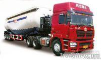 Tongya 3 axles Bulk cement semi trailer