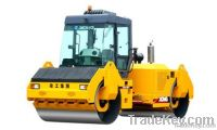 XCMG hydraulic double drum vibratory compactor XD121E for sale