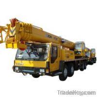 Zoomlion truck crane QY16H431 popular heavy equipment