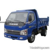Tking China latest 3t 90hp diesel dump truck