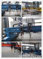 Plasma/flame CNC cutting machine
