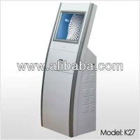 19 Inch Free standing dispenser Kiosk