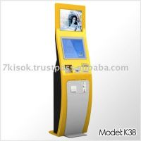 19 inch Advertising & payment kiosk terminals