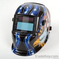Welding Helmet Solar (Eagle/Skull)