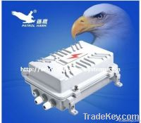electricity metering alarm system