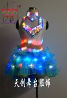 Sell LED shoes, LED dress, LED Stage Wear, Luminous clothes