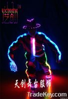 Sell LED dress, LED Stage costume, Luminous clothes