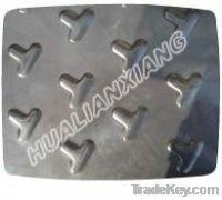 Anti-skid plate