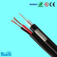 Siamese cable best price rg59+2c coaxial cable with power cable for cctv