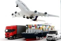 Airfreight and Seafreith Service Export or Import from Chongqing, China