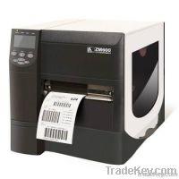 Zebra ZM600 Industrial Direct Thermal Transfer Label Printer
