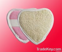 Natural loofah products cheap price Fibre-Loofah Sponge bath