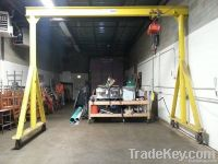 2-Ton Rolling Electric Gantry Crane
