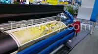 3.2m/1.8m UV inkjet printer with Epson heads