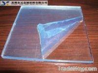 100% virgin PC(Polycarbonate)