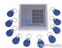 RFID standalone door access control keypads   access control system card reader