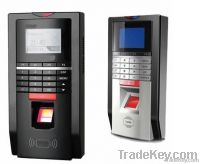 Fingerprint access control and time attendance terminal