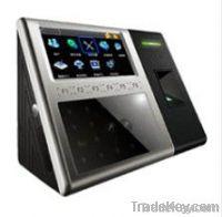 Face& Fingerprint recognition terminal