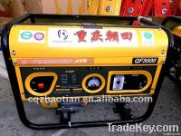 2kw portable gasoline generator single phase home use hot sale