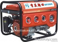 5kw petrol generator hot sale model 100% copper wire air conditioner generator