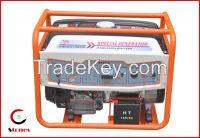 Single phase 6.5kw SSC generator gasoline fuel copper wire