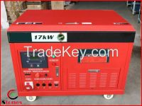20kw output gasoline generator water cooling SUZUKI engine industry generator