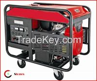 Strong output 10kw gasoline generator electric start AVR