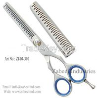 Professional Stylish Barber HairCutting Thinners, blending & Shears All Sizes &Colours Japanese Stainless Steel J2-420 & J2-440c By Zabeel Industries