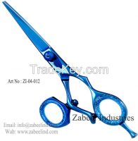 Professional Fancy Barber Salon Hair Cutting Razor Scissors & Shears By Zabeel Industries