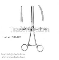 Hemostat Forceps,Mayo Needle Holder Forceps, Micro Mosquito Fcps, Rochester Ochsner Fcps, Alligator Forceps Surgical Instruments By Zabeel Industries