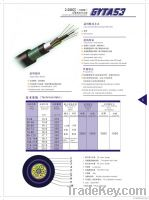 Communication Fiber Optic Cable