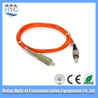 FC-LC SM SX Fiber Optic Patchcord