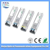 Manufacturer Optical Modules SFP (622M/1.25G/2.125G/2.5G/4.25G) DDM