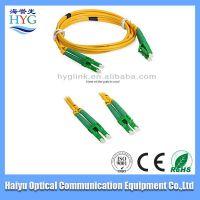 Fiber optic patch cord /Jumpers / pigtails, LC/SC/FC/ST/MTRJ PVC/LSZH