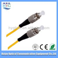 FC fiber optic patchcord  factory offer connector SC/LC/FC/ST/MRTJ