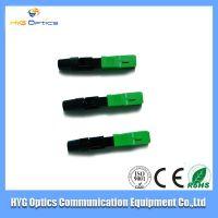 SC UPC APC fast connector