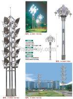 50W 100W 10Mhight quality street light garden light landscape
