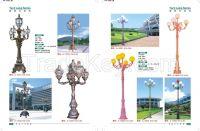 20W 8M 16M landscape lihting lamp street LED