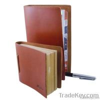 Hot Sales Faux Leather Notebook
