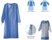 DISPOSABLE COVERALL SMS NONWOVEN FABRIC