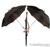 gun handle umbrella